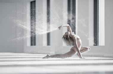 Flour Dance by TonyD3