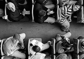 Passengers by miqulski