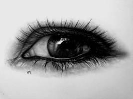 eye drawing 3 by hg-art