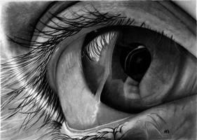 eye drawing 5 by hg-art