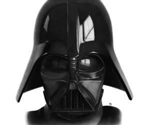 Darth Vader drawing by hg-art