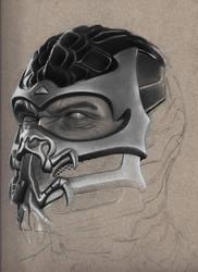 Scorpion WIP by hg-art