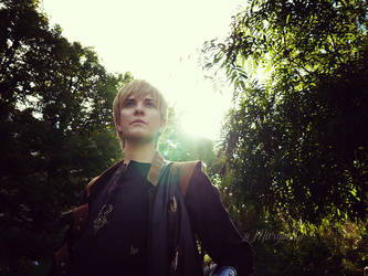 Once and future king - Arthur Pendragon by arsidoas