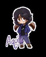 Aquila- joismyname2002's OC Request by MinteaArts