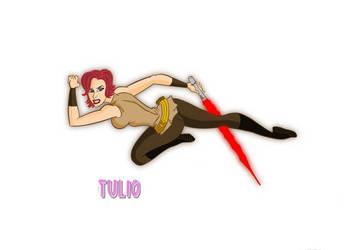 Tankette colored by TULIO19mx