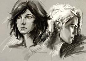 Jasper and Alice II by alicexz