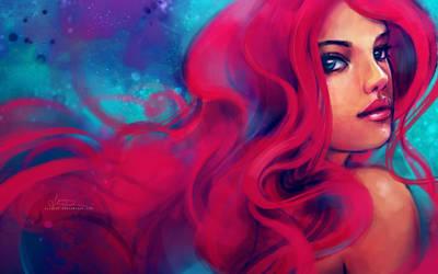 Daughter of Triton by alicexz
