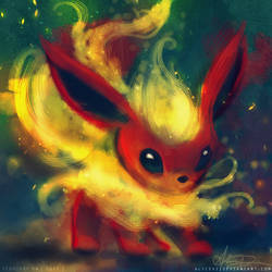 Flareon by alicexz