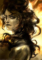 Bellatrix by alicexz