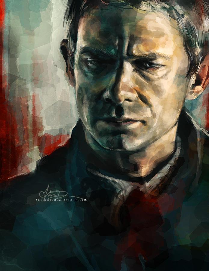 John Watson by alicexz