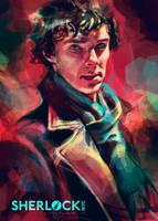 Sherlock NYC by alicexz