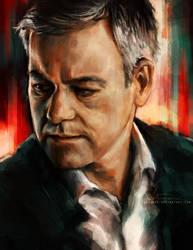 Lestrade by alicexz