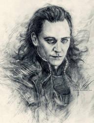 Loki II by alicexz