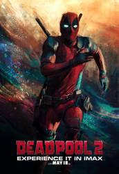 Deadpool 2 by alicexz