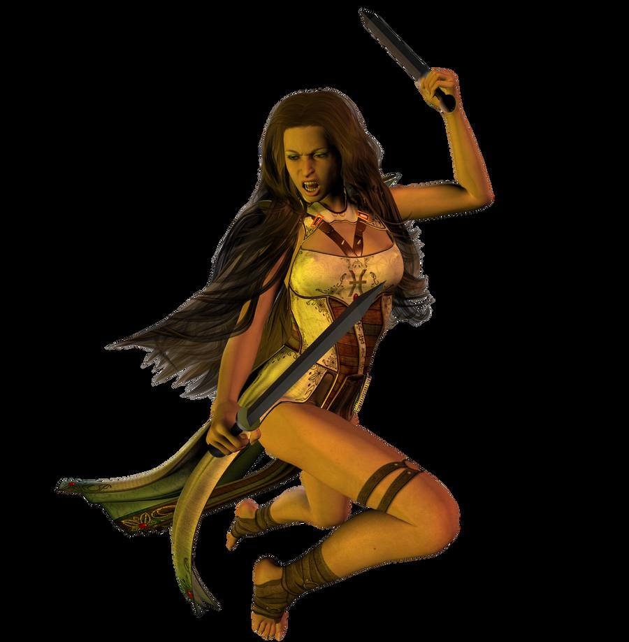 Bridget at War 2 by Silverwolf2006