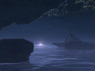 Twilight Cavern by Silverwolf2006