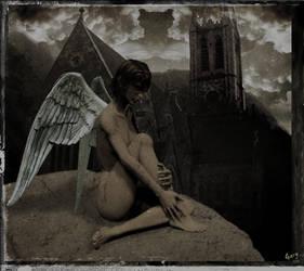 Dark Fairy by Silverwolf2006