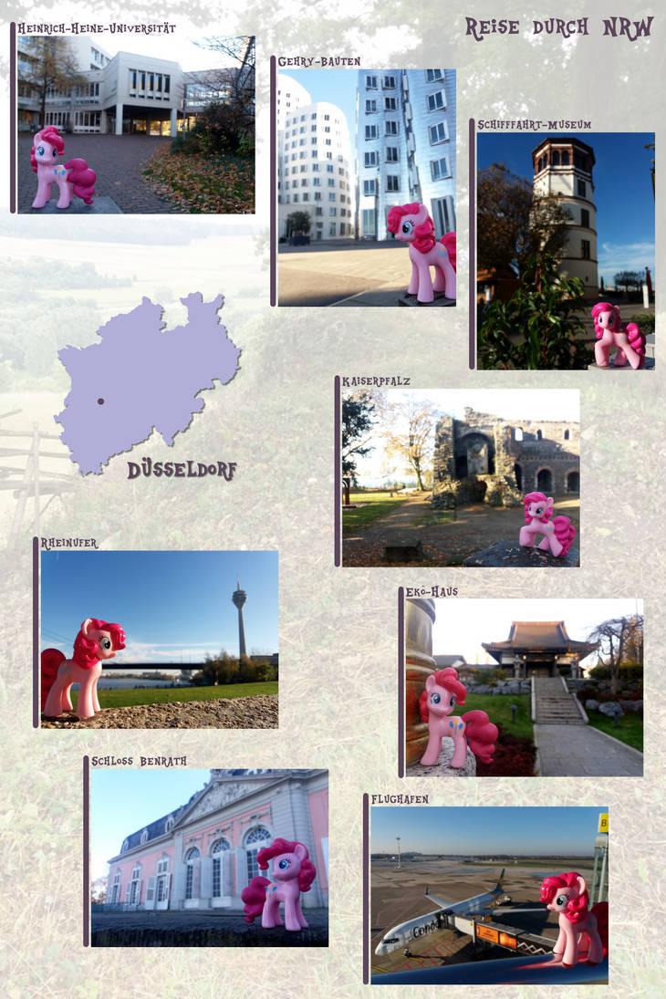 Duesseldorf by ReisePony