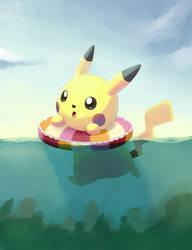 Float by aquabluu