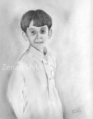 Drawing-yousef by zenah