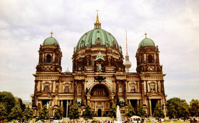 Berlin Cathedral by CharlotteLT