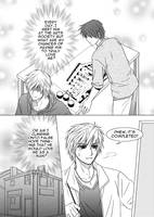 Complete BL Comic Page by Eunice-P
