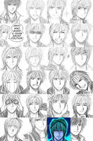 Emoticons Expressions by Eunice-P