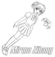 Mirmo Zibang by Eunice-P