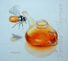 Tea and Honey by LightCircleArt
