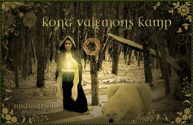 Kong Valemons Kamp by fireless-eyes