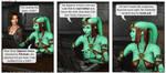 Twi'lek Sith comic 26 by Dendory