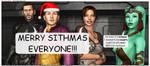 Twi'lek Sith comic: Sithmas by Dendory
