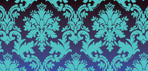 Seamless Floral Background Pattern by righteouBrother