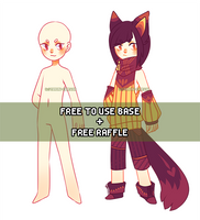[F2U] Free to use base by tonerukun