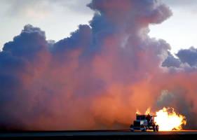 trucker from hell by brokk66