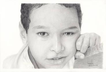 gui portrait by LincolnSouza