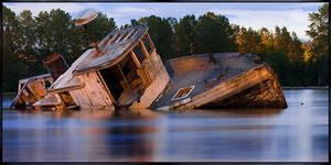 Beautiful Wreck by bloodsplatteredangel