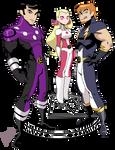 DCAU LoSH: The founders 02 by Ricken-Art