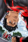 [TEEN TITANS #11] Cover art by Ricken-Art