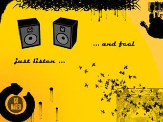 Just Listen by angelZ666