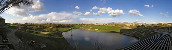 Kierland Resort Panorama by freezejeans
