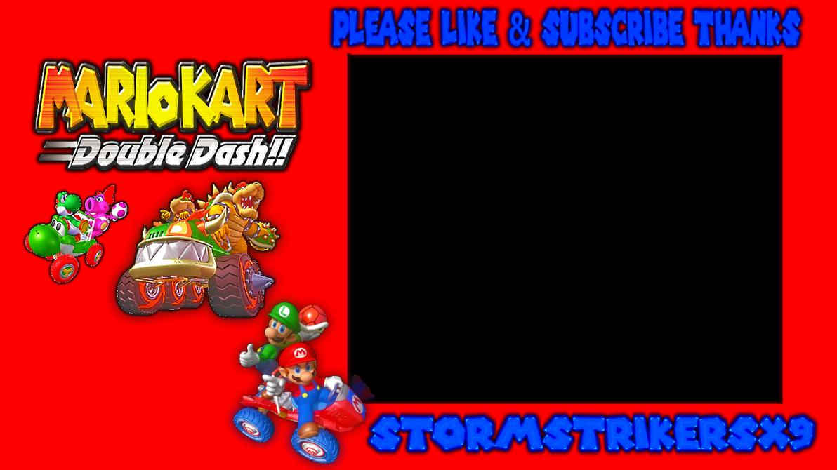 Mario Kart Double Dash Layout by StormStrikerSX9 on DeviantArt