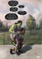 She Hulk 3 by Biram-Ba