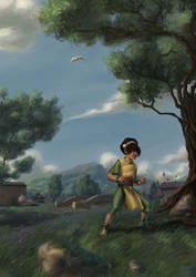 ATLA - Book 2 - Earth by Biram-Ba