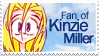 Stamp - 04 - Fan of Kinzie Miller by nicolasbahamondes