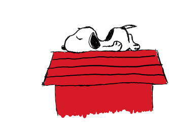 Snoopy by Lion-cub2
