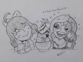 Ice Cream Machine by ejaylee