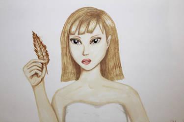 Feather by MyWeirdImagination