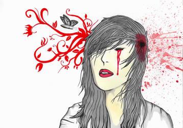 Love is suicide 2.0 by MyWeirdImagination