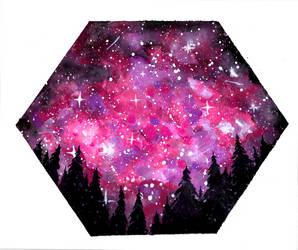 Stars by MyWeirdImagination